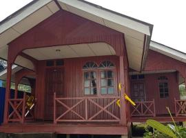 Hotel photo: Samudra Beach Chalet