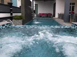 Hotel photo: family honestay segamat