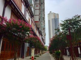 酒店照片: Sleeping Buddha Riverview Apartment