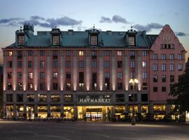 Hotel photo: Haymarket by Scandic