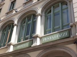 Hotel Photo: Hotel Pestalozzi Lugano