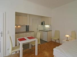 Hotel photo: Vienna Apartment Center Studio Graben