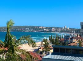 Fotos de Hotel: Queenscliff beach apartment