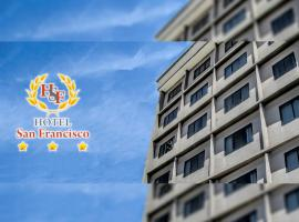 A picture of the hotel: Hotel San Francisco