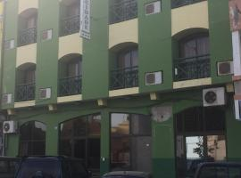 A picture of the hotel: Hotel Felicidade