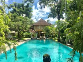 Hotel Photo: Ubud Garden Villa