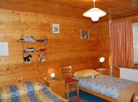 Hotel Photo: Apartment Les Mesanges