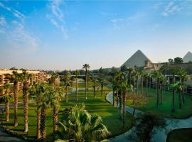 A picture of the hotel: Marriott Mena House, Cairo