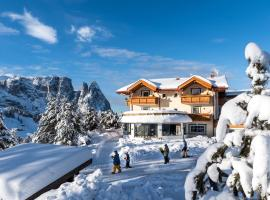 Hotel Photo: Hotel Rosa Eco Alpine Spa Resort
