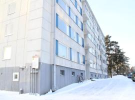 Hotel Photo: A spacious three-bedroom apartment for six persons in Hyvinkää. (ID 7468)