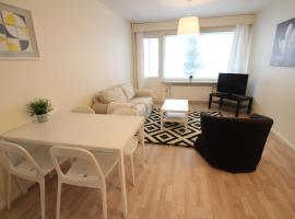Hotel Photo: Cozy two-bedroom apartment for three in Kallio, Helsinki (ID 7635)