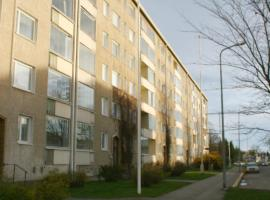 Hotel Photo: Standard-level 2-bedroom apartment with balcony near many services (ID 7955)