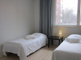 Hotel photo: Two bedroom apartment in Vantaa, Neilikkatie 4 (ID 81)