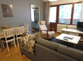 Hotel photo: A tidy one-bedroom apartment with a good location in Tikkurila, Vantaa. (ID 9093)