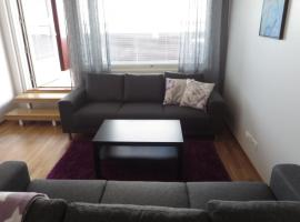 A picture of the hotel: A good-quality three-bedroom apartment in Tikkurila, Vantaa. (ID 9171)