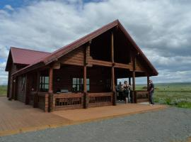 Hotel near Gullfoss: Lax-á Geysir Cottages