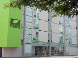 A picture of the hotel: Eco Star Hotel