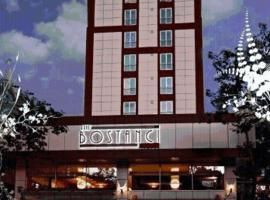 The Bostanci Hotel Istanbul Turquie