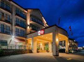 Hotel photo: Best Western PLUS Mission City Lodge