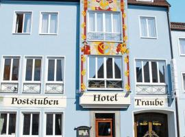 Hotel photo: Posthotel Traube
