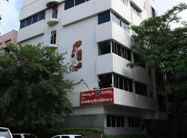 Hotel Golden Residency Bangalore India