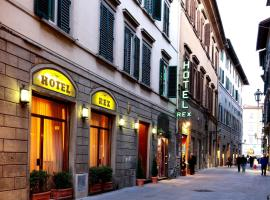 Hotel Rex Florence Italy