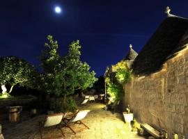 Hotel Photo: Trulli Gallo Rosso