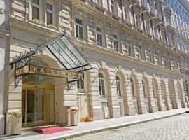 A picture of the hotel: Hotel Kaiserhof Wien
