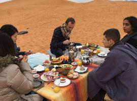 Hotel Photo: Merzouga Bazzine Desert camp