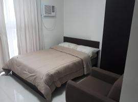 Hotel photo: Cozy Condo Studio Unit near IT Park/Ayala/SM
