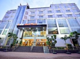A picture of the hotel: Hotel Amit Park International