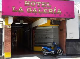 Hotel Photo: Hotel La Galeria