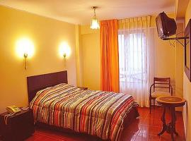 Hotel near Surco: Hostal Barranco