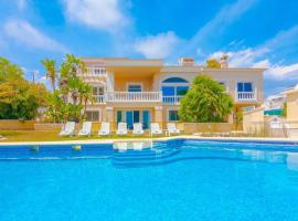 Hotel photo: Holiday home in Calpe/Calp 27826