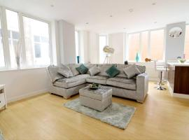 Hotel foto: Glamorous 2 Bed Apartment- Northern Quarter Manchester