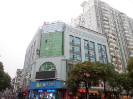 A picture of the hotel: Yi shang Hotel(Tai he People's Square )