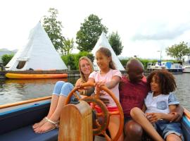 Hotel Photo: Camping Recreatiepark Aalsmeer