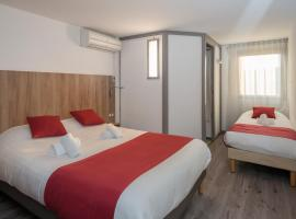Hotel Photo: Brit Hotel Plaisance
