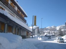 Nube D'argento Sestriere Italy
