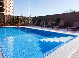 A picture of the hotel: Catalonia Hispalis