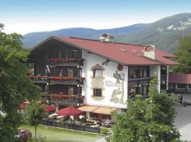 Hotel photo: Hotel Falkenstein Garni
