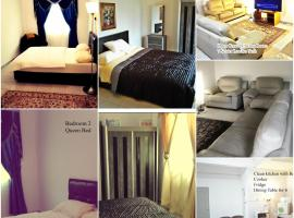 Hotel Photo: Beautiful Two Bedroom Converted Flat. BSB