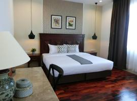 A picture of the hotel: Bloom Boutique Hotel & Cafe