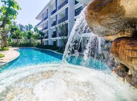 Hotel photo: The Title G405 by Fullrooms Phuket