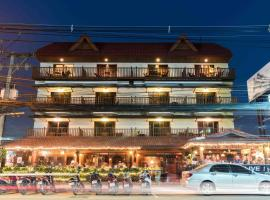 Hotel Photo: Jomtien Boathouse