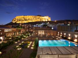 A picture of the hotel: RAAS Jodhpur
