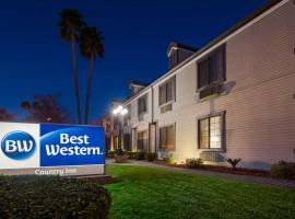 Hotel photo: Best Western Country Inn Temecula
