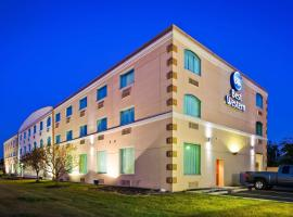 A picture of the hotel: Best Western Airport Inn & Suites Cleveland