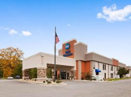 Hotel Photo: Best Western Delta Inn