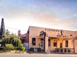 Hotel Photo: Albion Hotel and Motel Castlemaine